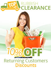 Top Rubbish Clearance 10% Off for returning customers